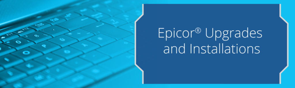 Epicor Implementation