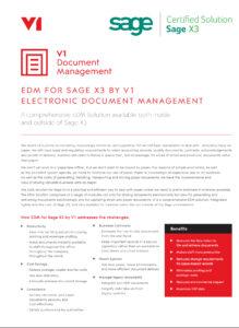 V1 EDM For Sage Product Sheet US WEB 219x300