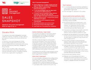 V1 Sage EDM X3 Sales Snapshot US WEB 300x231
